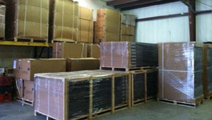 Premium Solar moves to new Solar Warehouse, May 2011
