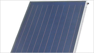 Solar Collectors for theSimple Drainback System (Active)