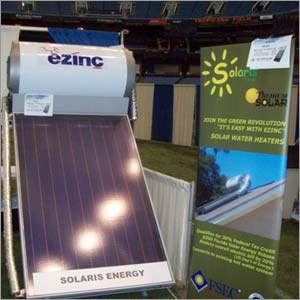 Solaris Energy at the Tampa Bay Home Show, November 2009 - Tampa, FLY