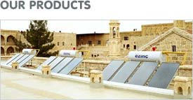 Solar Water Heating Products