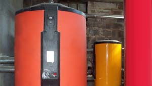 Active Solar Water Heating System: Storage Tanks