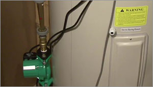 Pump for the Simple Drainback System (Active)